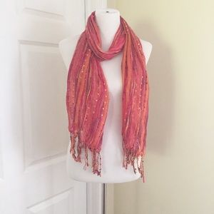 Lightweight Colorful Scarf